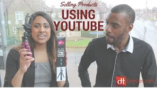 How to sell and market a product using YouTube | Interview with Veena V