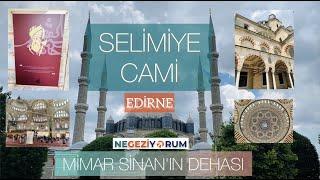Edirne: Selimiye Camii