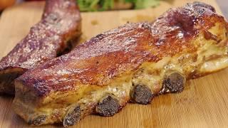Вкуснейшие СВИНЫЕ РЕБРЫШКИ Запеченные в Духовке! | Oven Baked Pork Ribs!