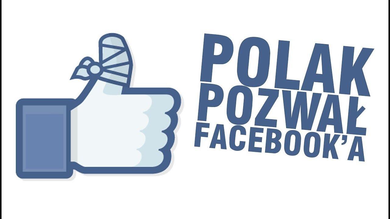 Maciej Świrski pozwał Facebooka za cenzurę i dyskryminację!