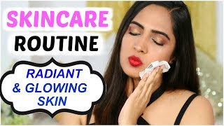 Skincare Routine for Instant Glowing, Radiant, Youthful Skin | ShrutiArjunAnand