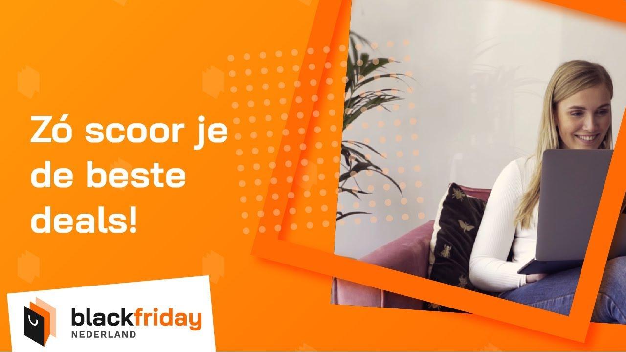 Black Friday Nederland Maddox Media