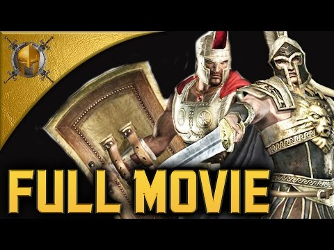 Warriors: Legends of Troy I Full Movie I All Cut Scenes [HD]
