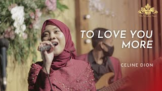 Download lagu To Love You More - Celine Dion Live Cover