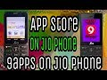 9apps on Jio phone//Install 9apps on Jio phone//how to use apps on Jio phone //by  Androidcity