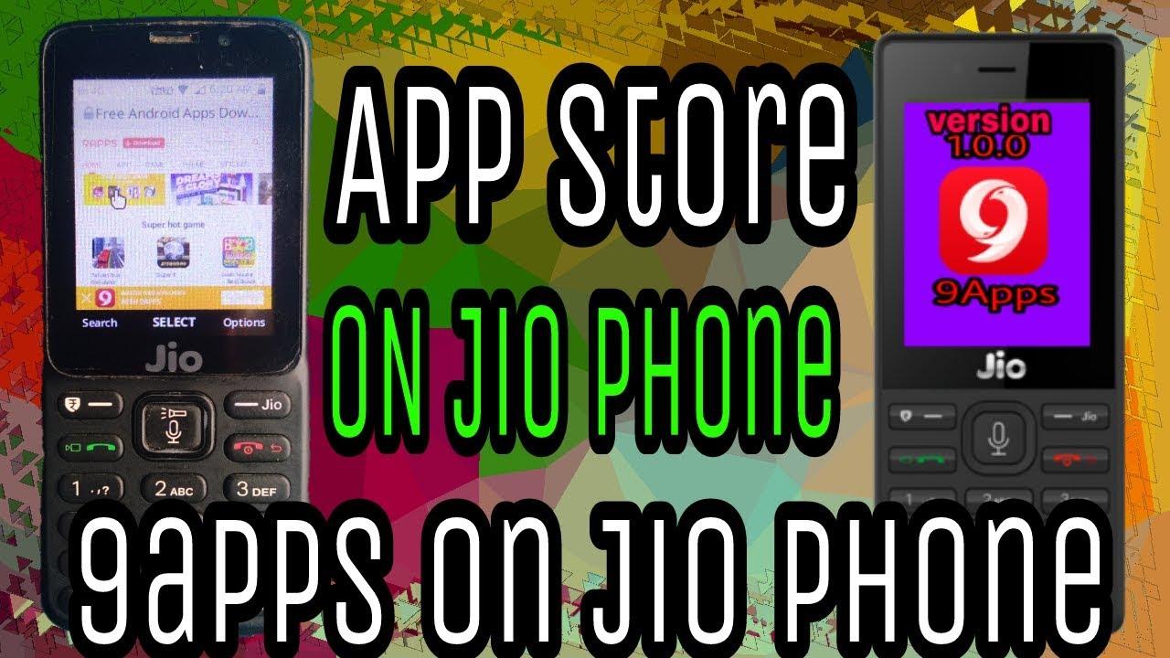 jio phone mein 9app kaise download kare