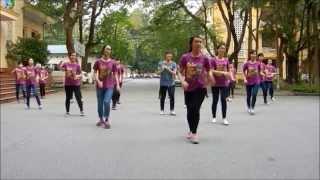 Nhảy và quẩy - Girls QLKT 54B