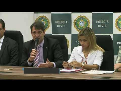 SBT Brasil (30/05/16) Polícia prende dois suspeitos de participar de estupro coletivo no Rio
