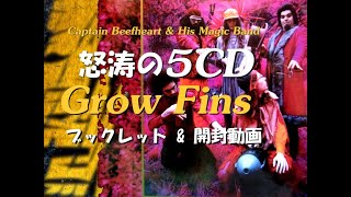 Captain Beefheart & His Magic Band ★Grow Fins の全貌を見る★