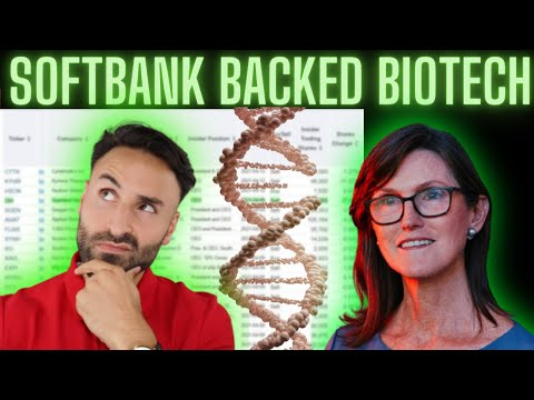 ARK INVEST & SOFTBANK BUYS NEW BIOTECH IPO | SHOULD YOU? | ZYMERGEN IPO