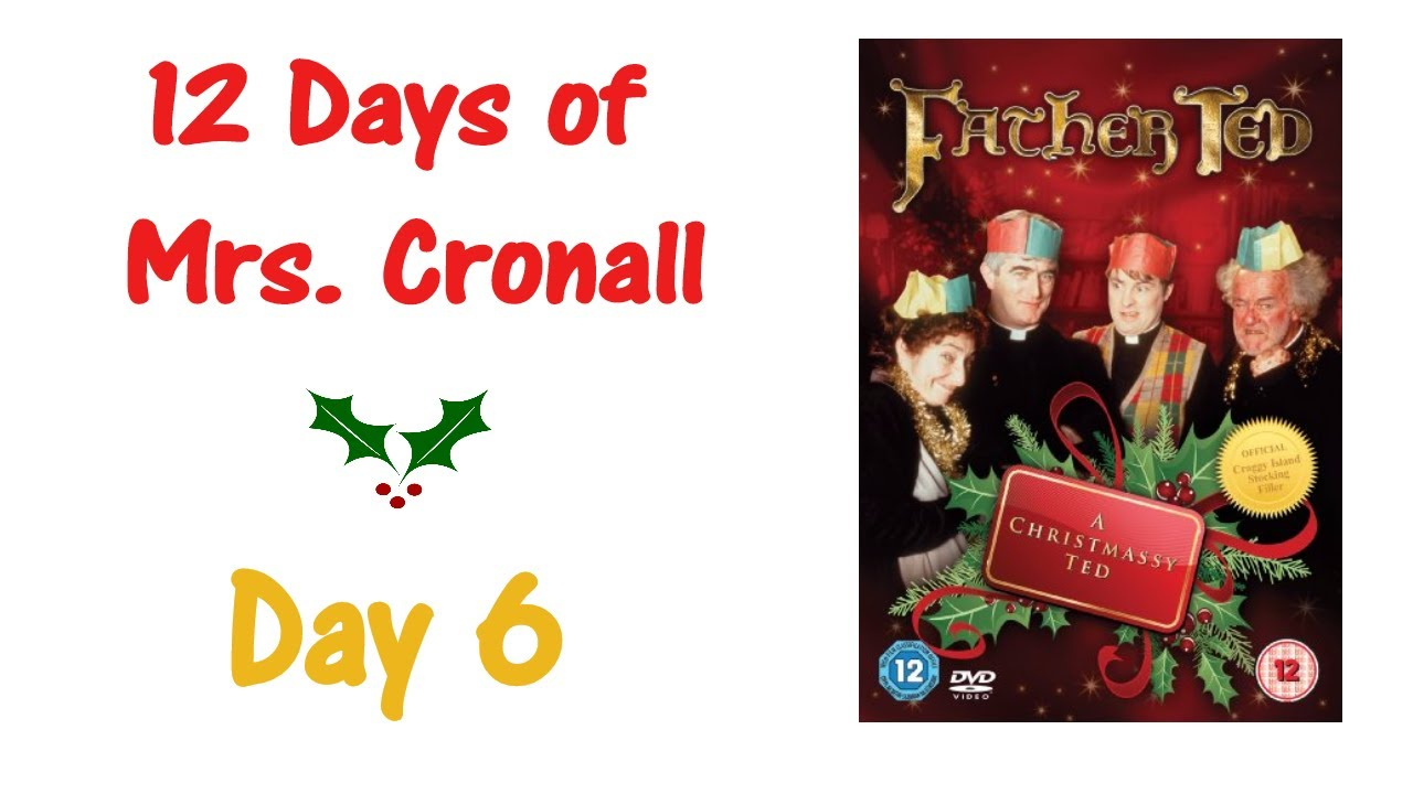 12 Days of Mrs Cronall: DAY 6 - 6 Irish Family Traditions - YouTube