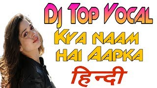Dj top Vocal pack Hindi
