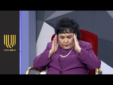Carmen Salinas habla del dolor al perder a su hijo Pedro Plascencia | Montse & Joe | Unicable