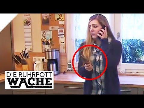 Gruselige Liebe: Der Stalker im Haus | TEIL 1/3 | Die Ruhrpottwache | SAT.1 TV