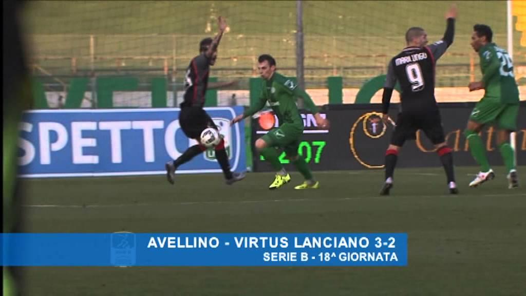 Avellino 3-2 Virtus Lanciano