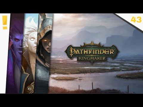 WE GOT AMIRI BACK   Let's Play Pathfinder Kingmaker (Modded) Ep. 43  