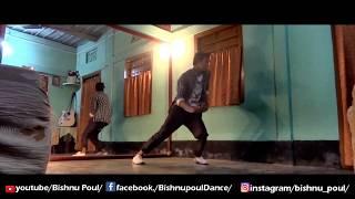 Gussa BIG Dhillon Dance Bishnu Poul