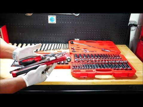 $370 Worth Of Snap-on Tools Compared To $370 Worth Of Tekton Tools