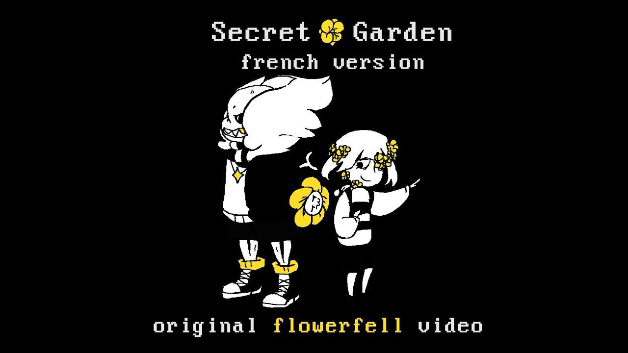 Flowerfell Secret Garden French Ver Ft Sumashu Youtube