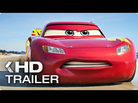 CARS 3: Evolution Trailer 2 German Deutsch (2017) streaming vf