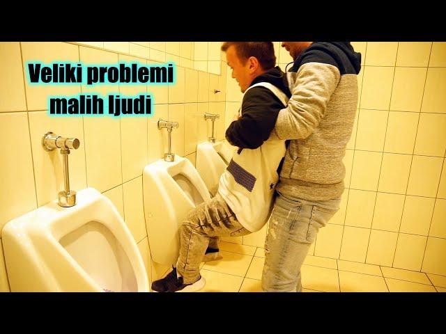 VELIKI PROBLEMI MALIH LJUDI
