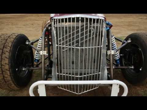Dale Bagby at Creek County Speedway