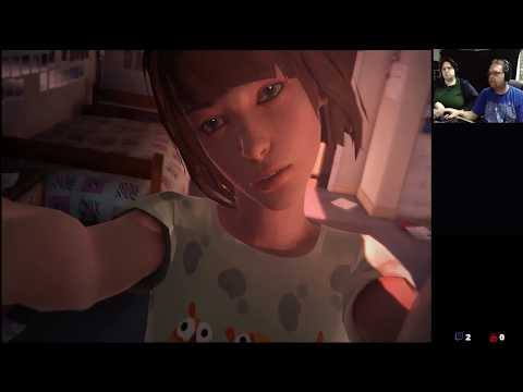 Let's Play Live! Life is Strange - PC: E2 - Crimix and Wolfie play Life is Strange on the PC thumbnail