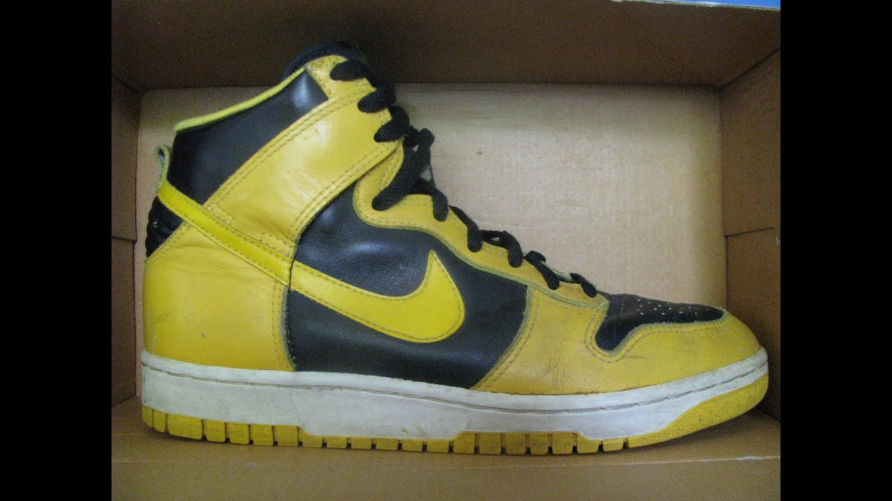 Vintage Nike Dunk 1985 - YouTube 762ee2c4520c