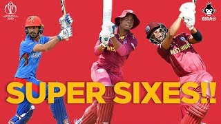 Bira91 Super Sixes!   Afghanistan vs West Indies   ICC Cricket World Cup
