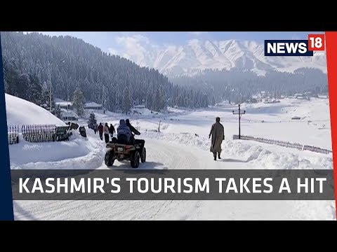 How Conflict Is Changing Kashmir's Tourism Industry