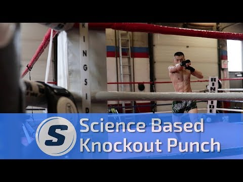 How To Throw A KNOCKOUT Punch! (Backed By Science) Feat. A Muay Thai Champion
