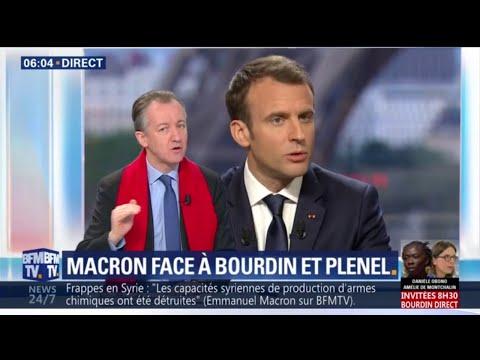 """EDITO - """"Emmanuel Macron a été pédagogue dans sa pugnacité"""""""