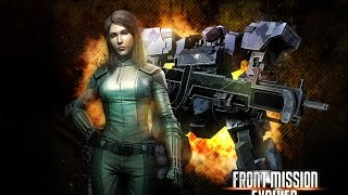 Let's Play Front Mission Evolved [Part 1] - Wanzers