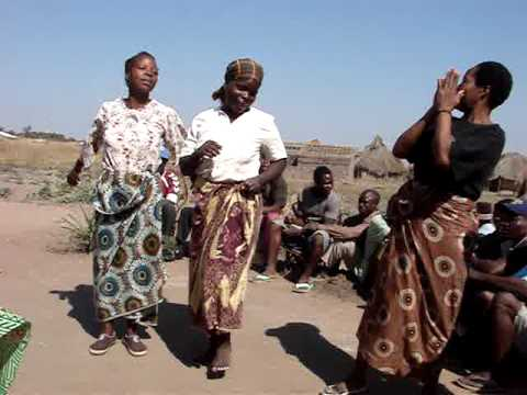 Mozambique dance