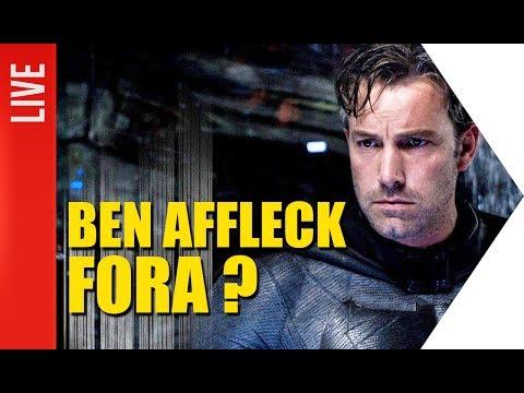 Ben Affleck pode deixar o Batman - e agora? | OmeleTV AO VIVO