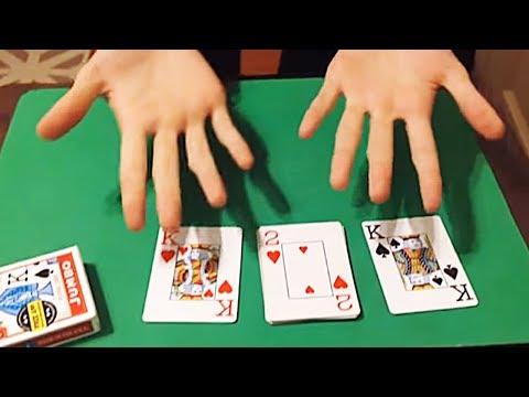 Amazing Card Trick set to DISNEY SONGS