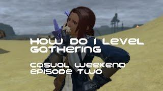 Video FFXIV/ How I leveled Gathering/ Casual Weekend Episode 2 download MP3, 3GP, MP4, WEBM, AVI, FLV Desember 2017