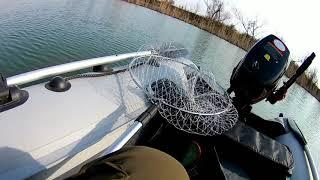 Рыбалка в Ростовской области.х.Холодный.День 3.Последний.