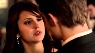 The vampire diaries season 4 episode 19 Elena and Stefan dance