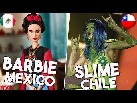 8 Juguetes PROHIBIDOS En Diferentes Países | Barbie, Slime, Huevos Sorpresa