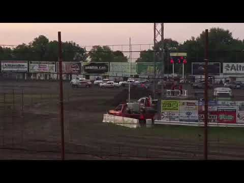 Street Stock Feature- August 3, 2018