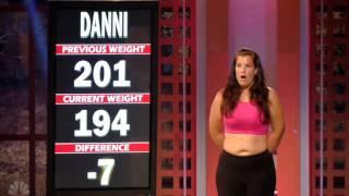Danni's Transformation