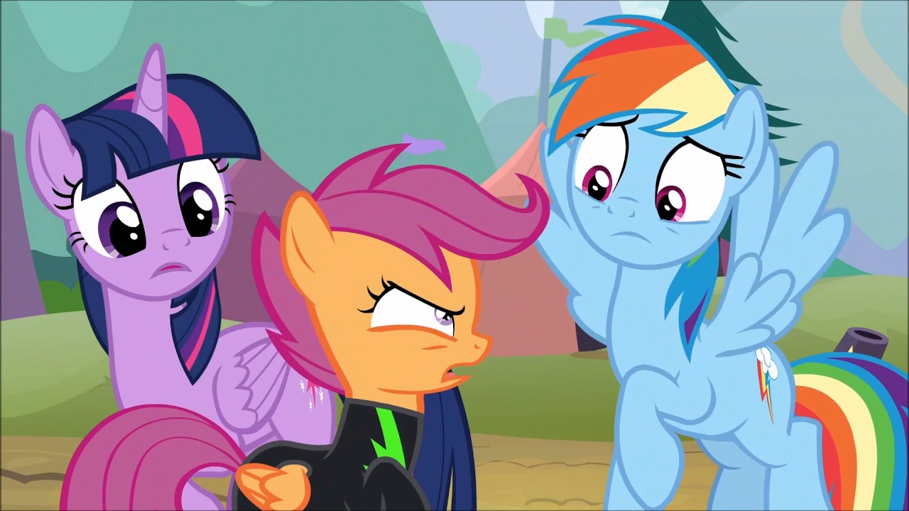 Rainbow Dash Hurt By Scootaloo Youtube 21.06.2017 · rainbow dash flew above while scootaloo followed ahead on her scooter, making sure nopoy was in the way. rainbow dash hurt by scootaloo