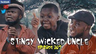 STINGY UNCLE part 4 (Praize Victor Comedy Episode 207)
