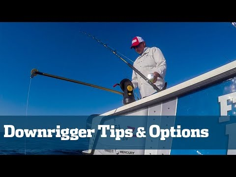 Downrigger Tips and Options - Florida Sport Fishing TV