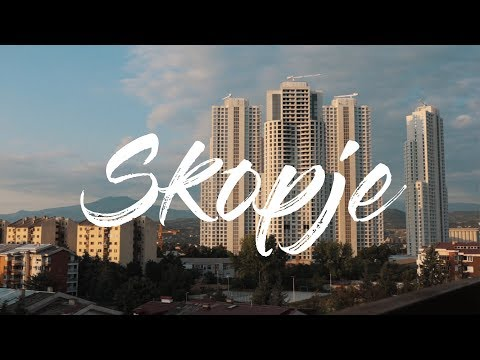 Skopje oczami turysty | MACEDONIA
