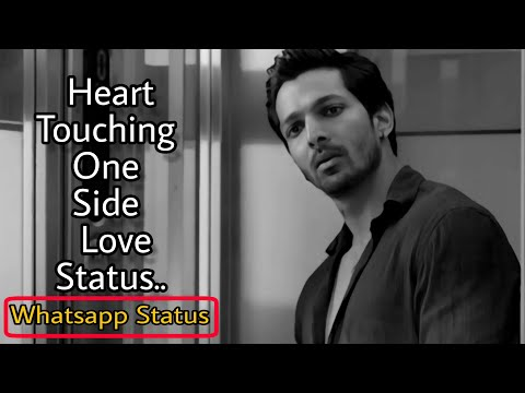 😢😢One Side Love Status😢😢 || 💔sad Love Story Whatsapp Status || 30 Seconds Sad Whatsapp Status