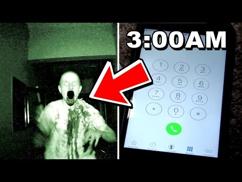 What happens when you call this haunted phone number at 3AM? Devils Hour