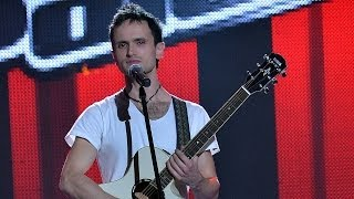 "The Voice of Poland IV - Kacper Leśniewski ""Wicked games"