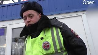 Мини сериал. Волгоградский пост ДПС. Часть третья.